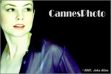 Monique - CannesPhoto (© 2001, John Allen)